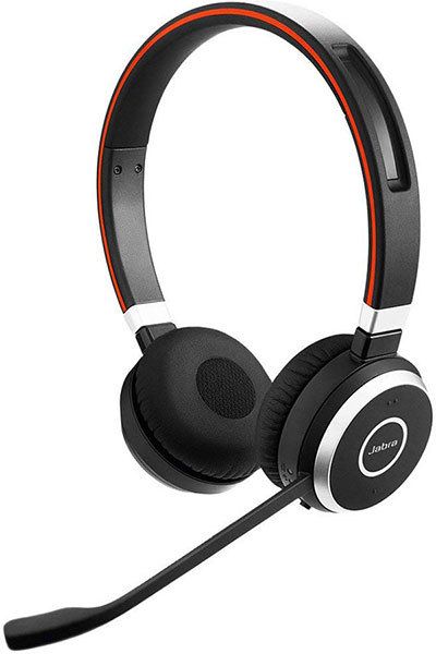 JABRA Evolve 65 MS LYNC Mono NC USB inkl. Ladestation